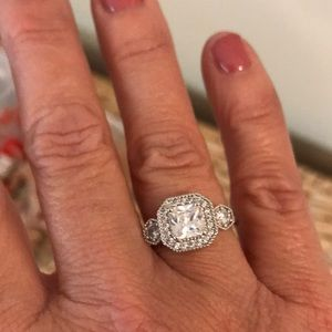Cz ring size 7